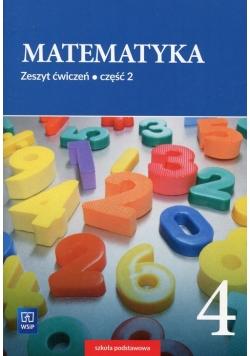 Matematyka 4 Zeszyt ćwiczeń Część 2