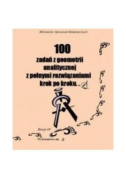 100 zadań z geometrii analitycznej... w.2