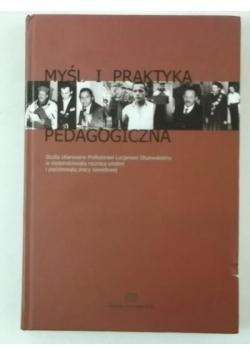 Myśl i praktyka pedagogiczna