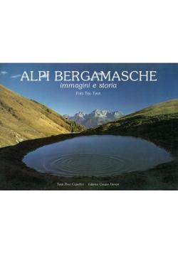 Alpi Bergamashe - immagini e storia