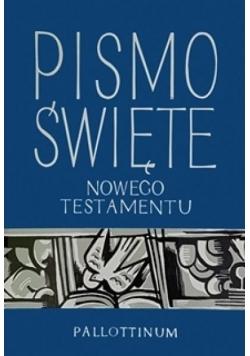 Pismo Święte Nowego Testamentu mały format TW