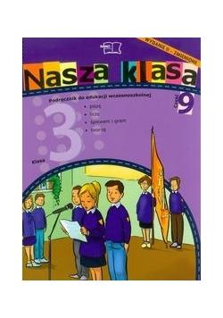 Nasza klasa 3 podręcznik część 9, nowa