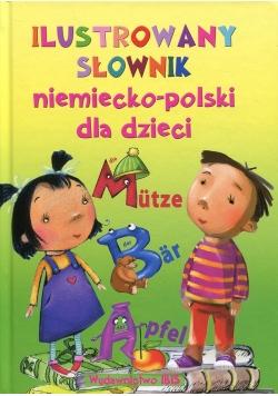 Ilustrowany słownik niemiecko-polski polsko-niemiecki
