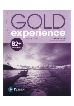 Gold Experience 2ed B2+ WB PEARSON