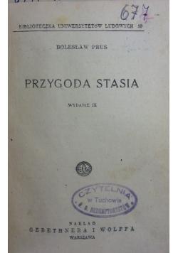 Przygoda Stasia, 1947 r.