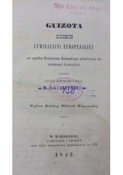 Dzieje cywilizacji europejskiej, 1942r.