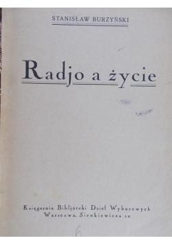 Radio a życie,ok. 1923 r.