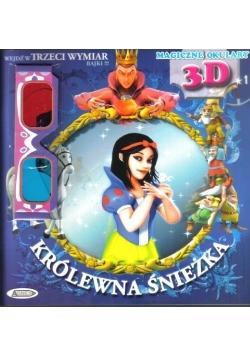 Magiczne okulary 3D. Królewna Śnieżka.