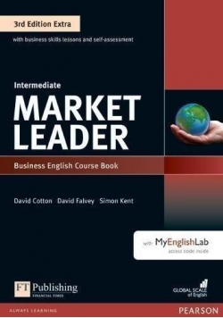 Market Leader 3E Extra Interme. SB + MyEnglishLab