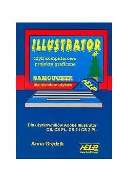 Illustrator czyli komputerowe projekty graficzne