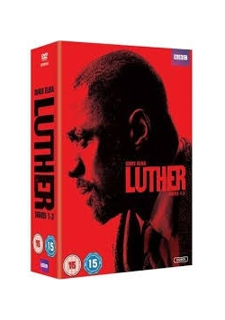 Luther series 1-3,płyta DVD