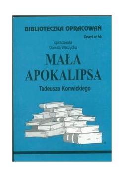 Biblioteczka opracowań nr 046 Mała Apokalipsa