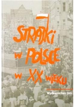 Strajki w Polsce w XX wieku