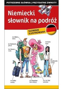 Niemiecki słownik na podróż