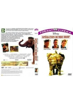 Operation Dumbo Drop, DVD