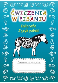 Ćwiczenia w pisaniu Kaligrafia Język polski