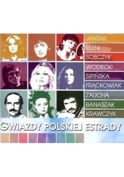Gwiazdy Polskiej Estrady (3CD)