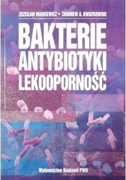 Bakterie antybiotyki lekooporność