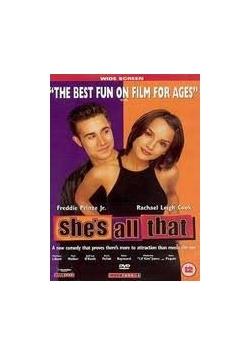 She's All That, płyta DVD
