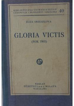 Gloria Victis, 1863 r.