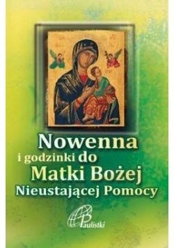 Nowenna i godzinki Matki Bożej Nieustającej Pomocy