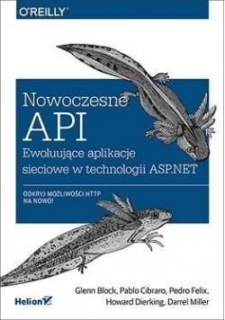 Nowoczesne API ewolucjonujące aplikacje...