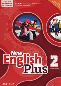 New English Plus 2 Podręcznik + CD