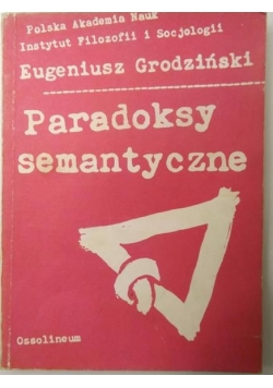 Paradoksy semantyczne