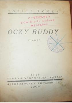 Oczy Buddy, 1929r