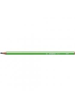 Ołówek Trio HB zielony (12szt) STABILO