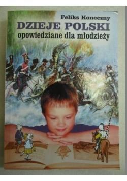 Dzieje Polski opowiedziane dla młodziezy