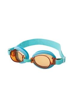 Okularki do pływania Fineasz i Ferb pomarańczowo-niebieskie