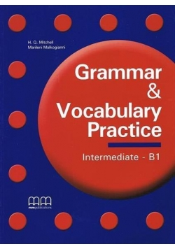Grammar & Vocabulary Practice Intermediate B1