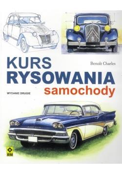 Kurs rysowania - samochody