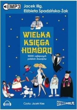 Wielka Księga Humoru audiobook