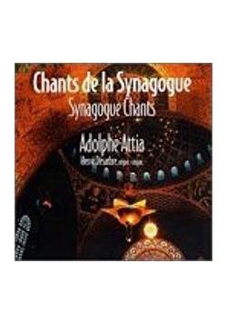 Chants de la Synagouge CD