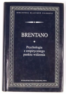 Psychologia z empirycznego punktu widzenia BKF