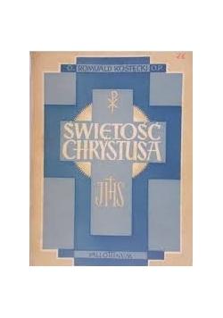 Świętość Chrystusa