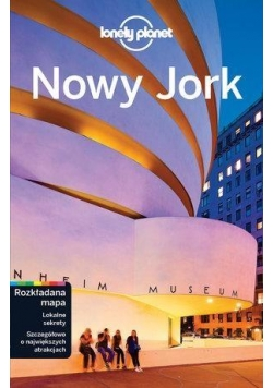 Lonely Planet. Nowy Jork