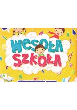 Wesoła szkoła. Edukacyjne książki dla 2-klasisty