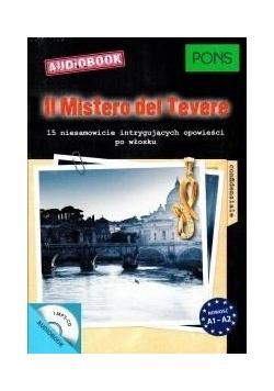 Il Mistero del Tevere A1/A2 + CD PONS