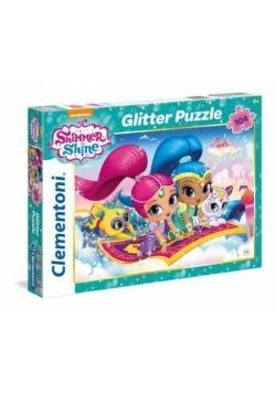 Puzzle 104 Brokat Shimmer i Shine