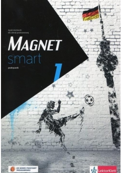 Magnet Smart 1 (kl. VII) KB + CD LEKTORKLETT