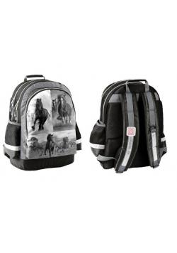 Plecak szkolny Horse 17-116HO PASO