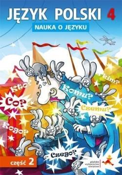 Język Polski SP Nauka O Języku 4/2 ćw. NPP GWO