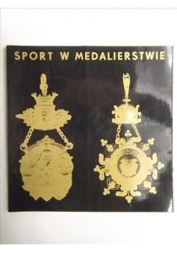 Sport w medalierstwie