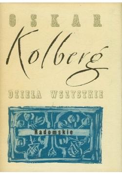 Dzieła wszystkie Radomskie, tom 20, 1887 r.