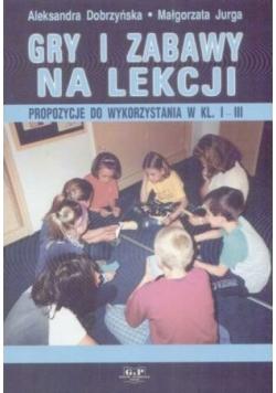 gry i zabawy na lekcji