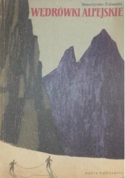 Wędrówki Alpejskie ,
