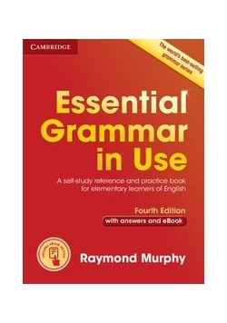 Essential Grammar in Use with Answers and eBook, Nowa